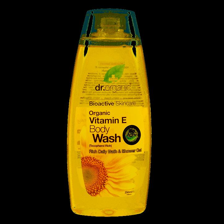 Dr. Organic Vitamine E Body Wash