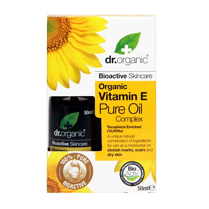 Dr. Organic Vitamine E Olie