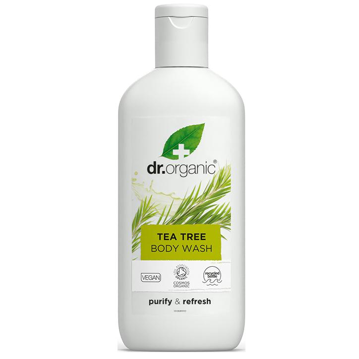 Dr. Organic Tea Tree Body Wash