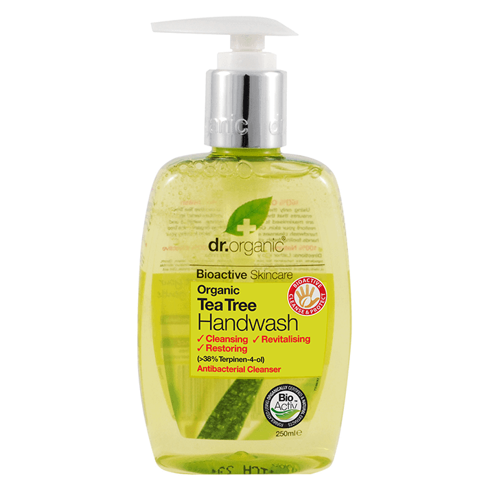 Dr. Organic Tea Tree Handzeep