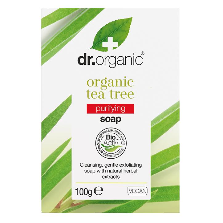 Dr. Organic Tea Tree Zeep