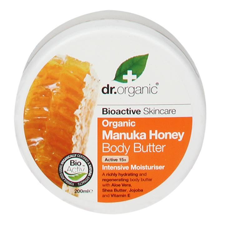 Dr. Organic Manuka Honey Body Butter
