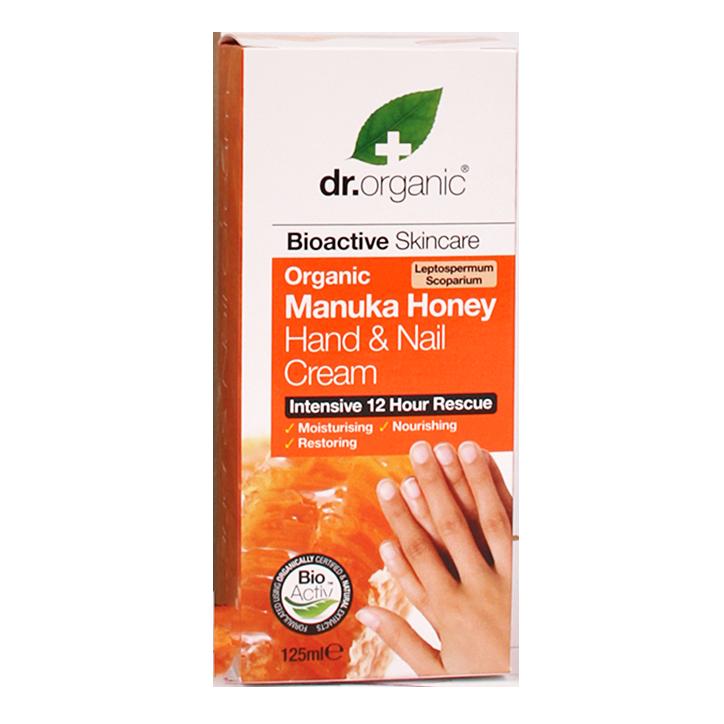 Dr. Organic Manuka Hand- En Nagelcrème