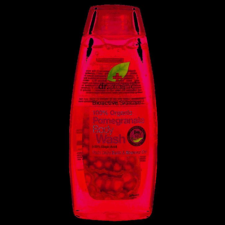 Dr. Organic Granaatappel Body Wash