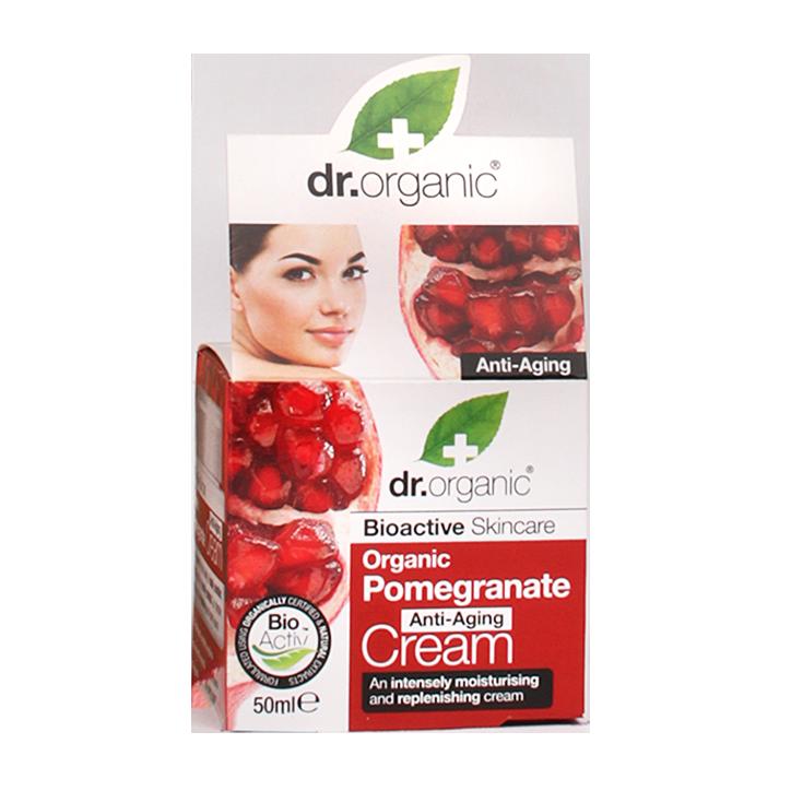 Dr. Organic Granaatappel Anti-Age Crème