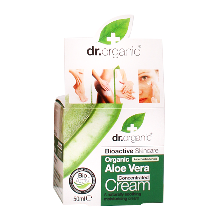 Dr. Organic Aloë Vera Crème