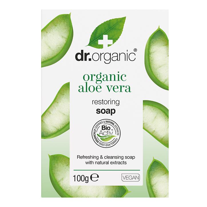Dr. Organic Aloë Vera Zeep