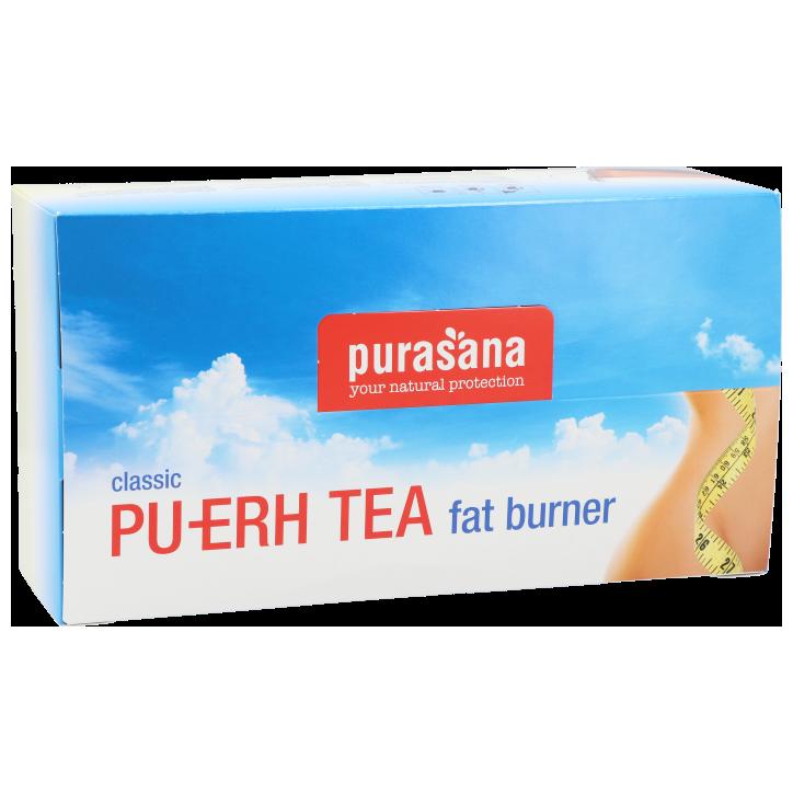 Purasana PU-Erh Tea Fat Burner (96 zakjes)