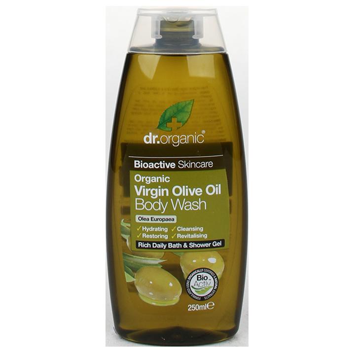 Dr. Organic Olijf Body Wash