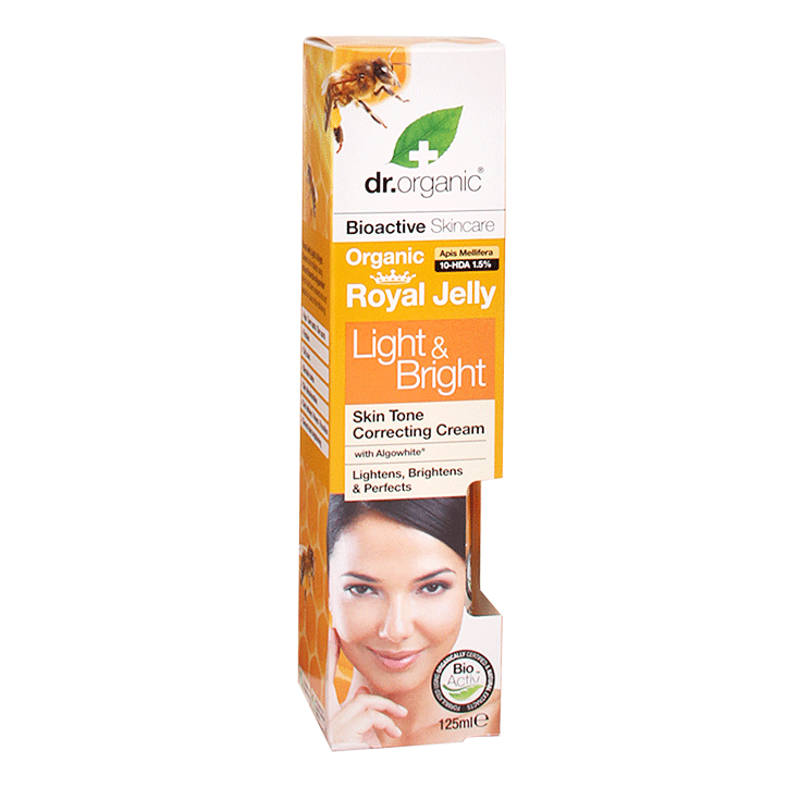 Dr. Organic Royal Jelly Light & Bright