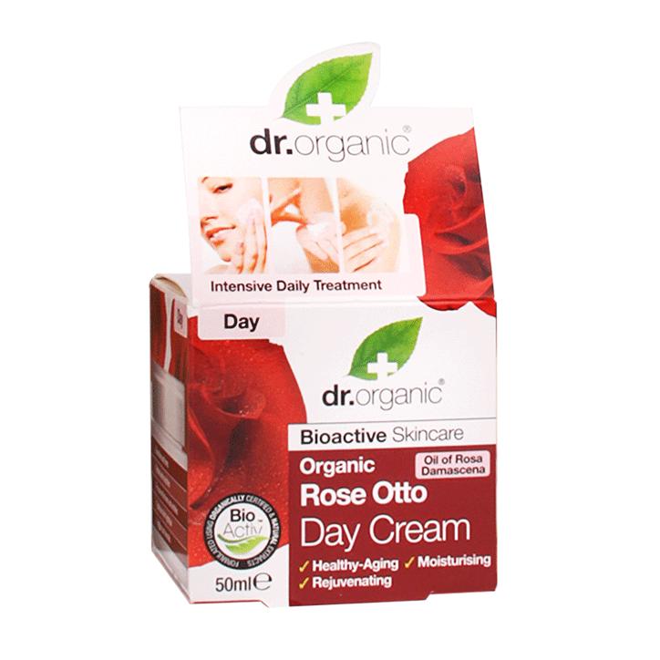 Dr. Organic Roos Dagcreme