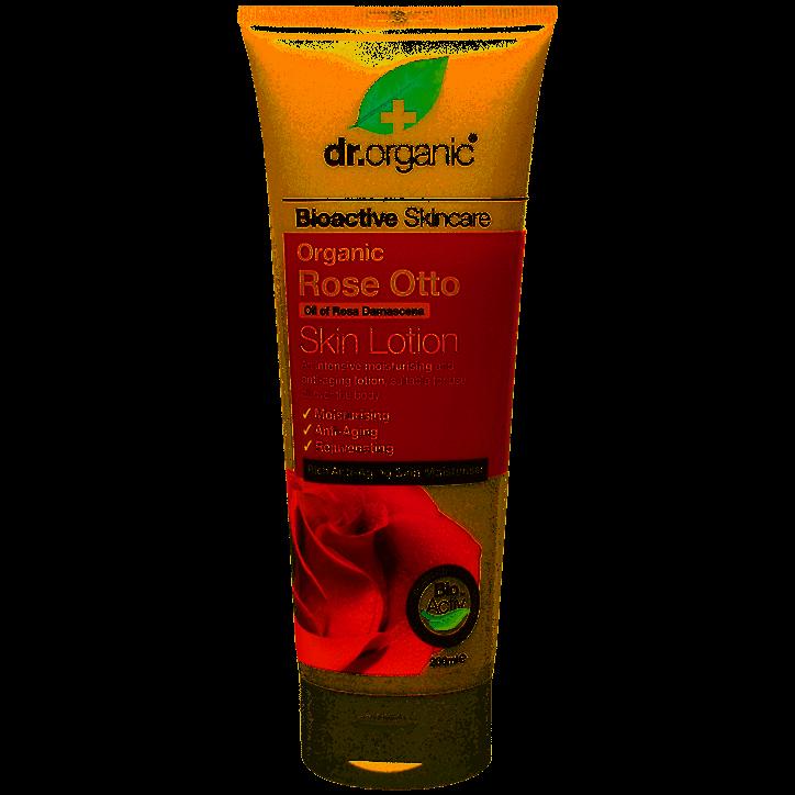 Dr. Organic Roos Skin Lotion