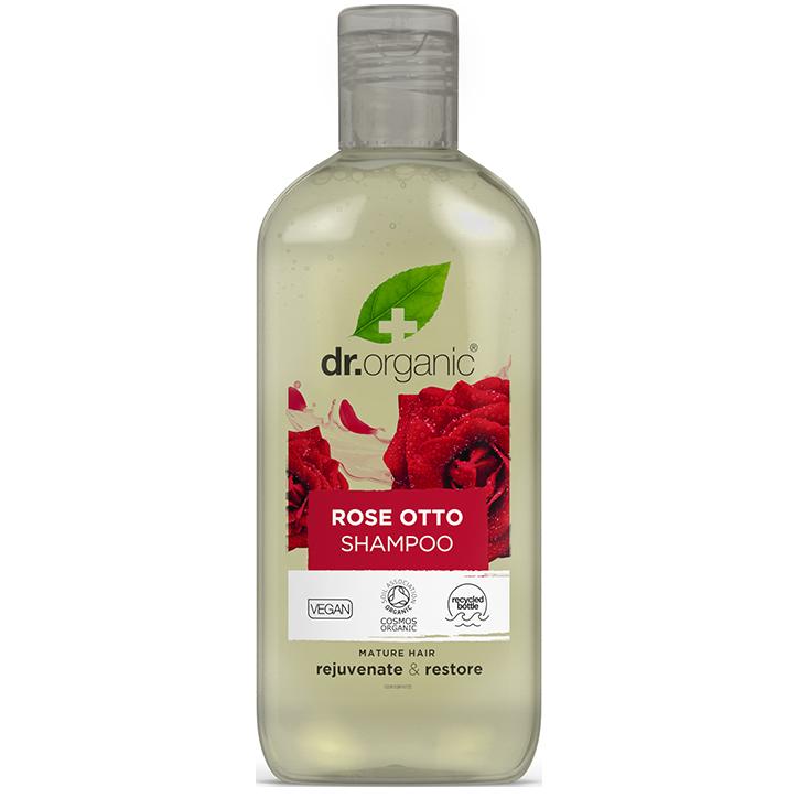 Dr. Organic Roos Shampoo