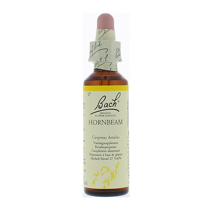 Bach Bloesem Remedie Hornbeam (20ml)