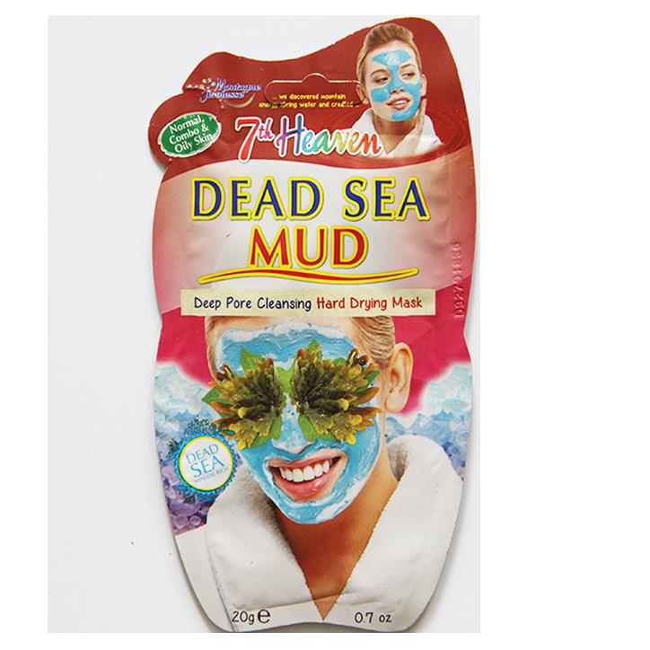 Montagne Jeunesse 7Th Heaven Dead Sea Mud Pac