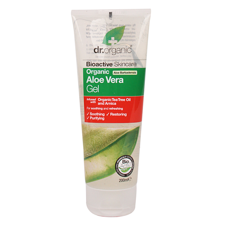 Dr. Organic Aloe Vera Gel Met Tea Tree