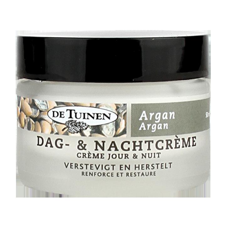 De Tuinen Argan Dag & Nachtcrème 50ml