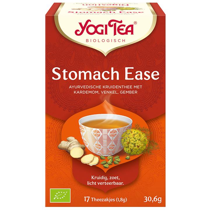 Yogi Tea Stomach Ease (17 Theezakjes)