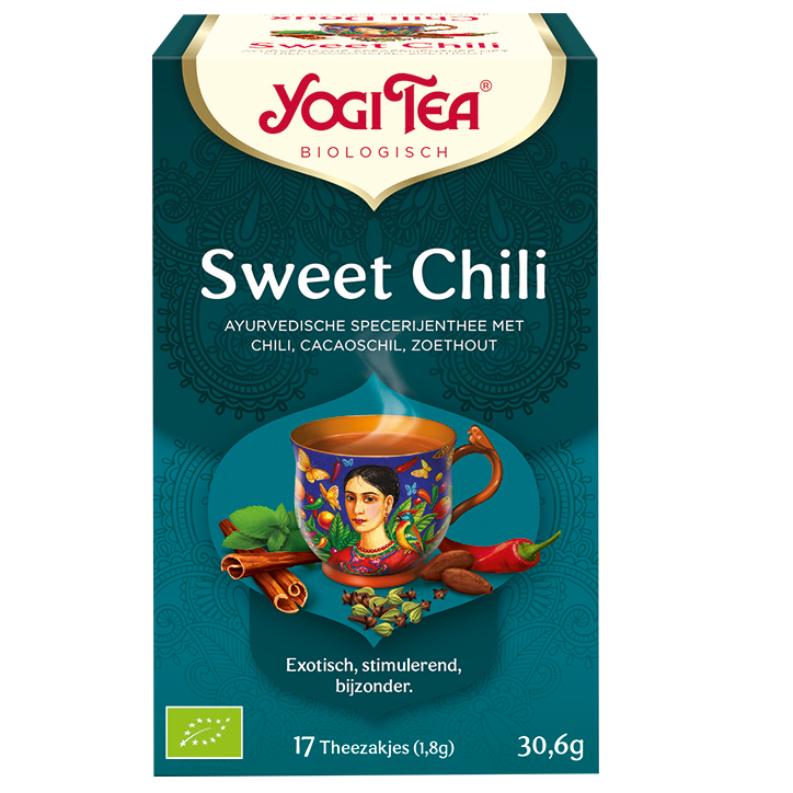 Yogi Tea Sweet Chili Bio