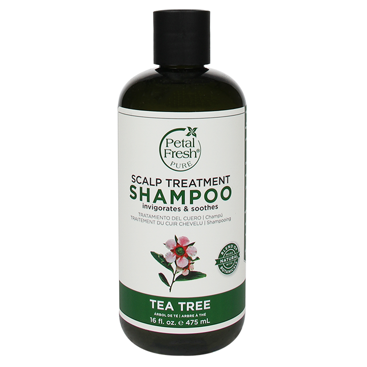 Petal Fresh Tea Tree Shampoo