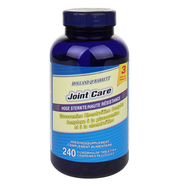 Holland & Barrett Glucosamine Chondroïtine Complex (240 Tabletten)