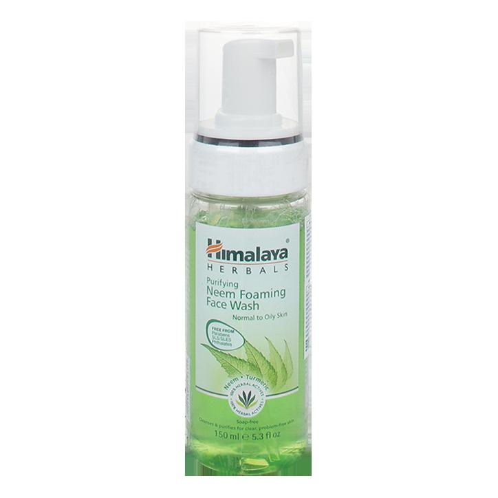 Himalaya Neem Foaming Face Wash (150ml)