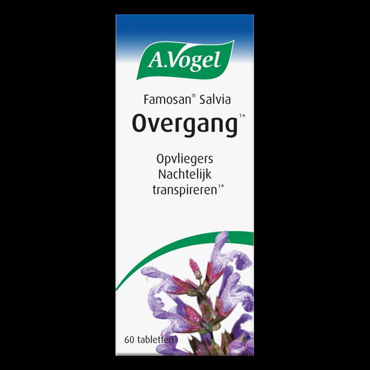 A.Vogel Famosan Salvia (60 Tabletten)
