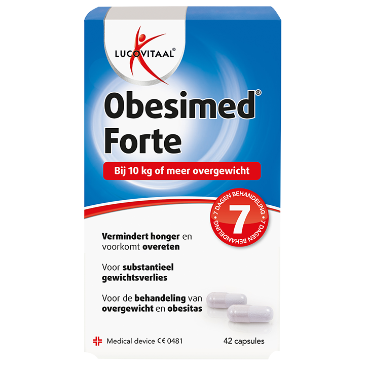 Lucovitaal Obesimed Forte (42 Capsules)