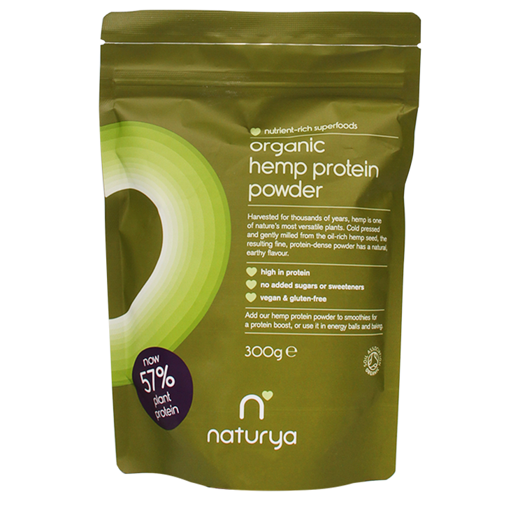 Naturya Hennep Proteïne Poeder Bio (300gr)