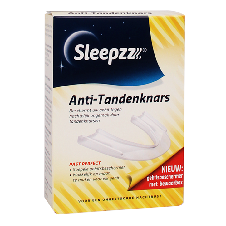 Sleepzz Anti-Tandenknars Gebitsbeschermer