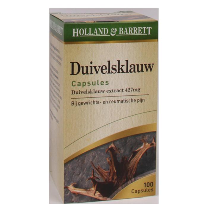 Holland & Barrett Duivelsklauw