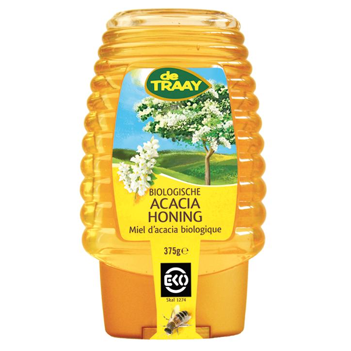 De Traay Imkerij Acacia Honing Bio