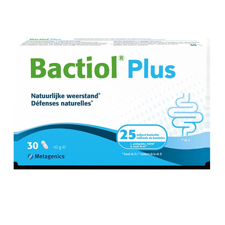 Metagenics Bactiol® Plus (30 Capsules)