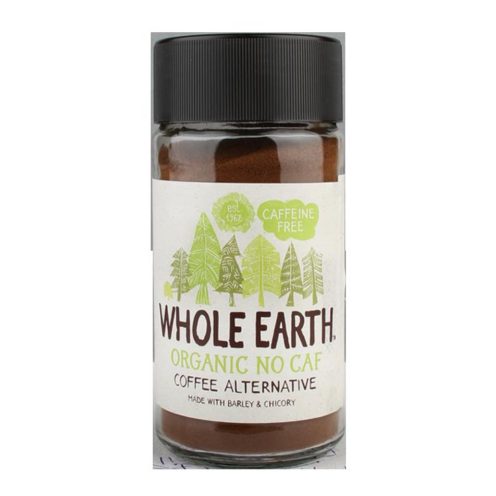 Whole Earth Organic No Caf Coffee Alternative