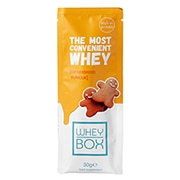 Whey Box Gingerbread 30g