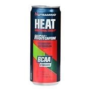 Nutramino HEAT BCAA Drink Strawberry & Watermelon 330ml