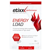 Etixx Energy Load Powder Red Fruits 70g