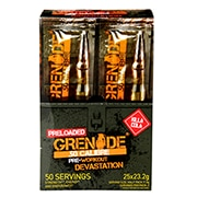 Grenade .50 Calibre Pre-Workout Killa Cola 25 x 23g