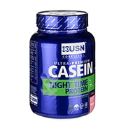 USN Ultra-Premium Casein Night Time Protein Strawberry 908g