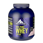Multipower 100% Whey Protein Strawberry 2000g