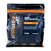 The Protein Works Whey Protein 80 SF+ Chocolate Silk 500g