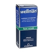 Wellman Face Scrub 75ml