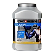 MaxiMuscle Cyclone Powder Banana 1.26kg