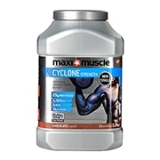 MaxiMuscle Cyclone Powder Chocolate 1.26kg