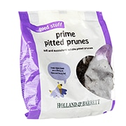Holland & Barrett Pitted Prunes 200g