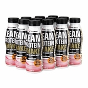 Nutramino Lean Protein Shake Strawberry 12 x 330ml