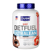 USN Diet Fuel Powder Strawberry 2000g