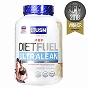 USN Diet Fuel Powder Vanilla Cream 2kg