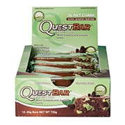 Quest Bar Mint Chocolate Chunk 12x60g