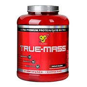 BSN True Mass Chocolate Milkshake 2640g Powder